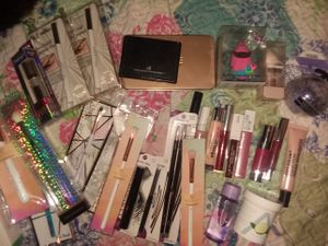 Lot of new and used makeup for Sale in Mesa, AZ