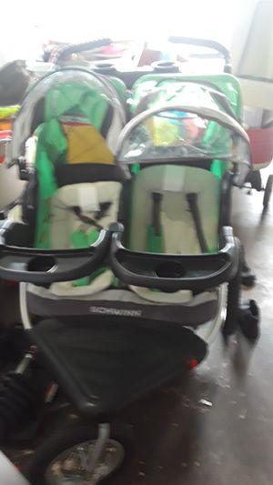 Schwinn double jogging stroller for Sale in Clearwater, FL