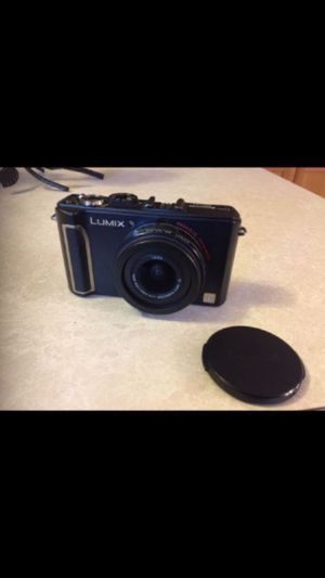 Panasonic LUMIX DMC-LX3 10.1MP Digital Camera - Working ($60) for Sale in Canal Winchester, OH