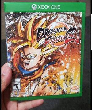 Dragon Ball FighterZ for Sale in Fort Worth, TX