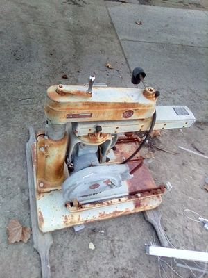 Old table saw for Sale in Hollister, CA