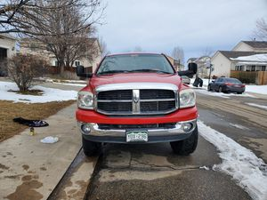 2007 dodge ram mega cab for Sale in Longmont, CO
