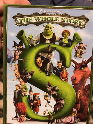 Shrek the whole story for Sale in Clovis, CA