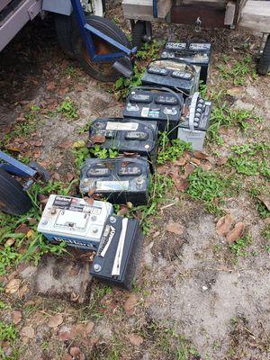 Scrap batteries for Sale in Saint Petersburg, FL