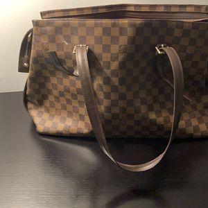Louis Vuitton Parioli PM Brown Damier Canvas Shoulder Tote Bag for Sale in Delray Beach, FL