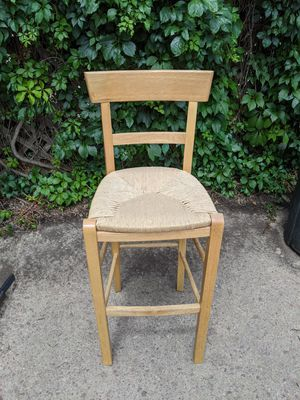 8 wooden bar stools. for Sale in Sioux Falls, SD