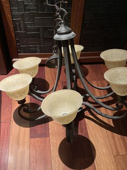 Chandelier Light Fixture for Sale in Mission Viejo,  CA