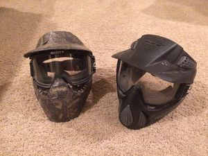 Paintball masks for Sale in Boyds, MD