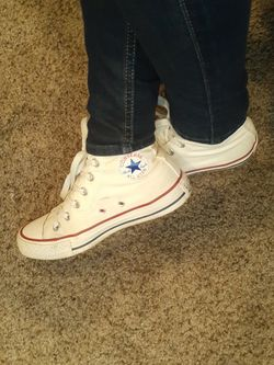 White high top All Star Converse for Sale in Stanwood,  WA
