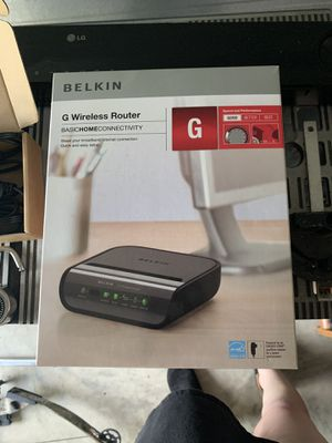 Wireless routers for Sale in Fairmont, WV