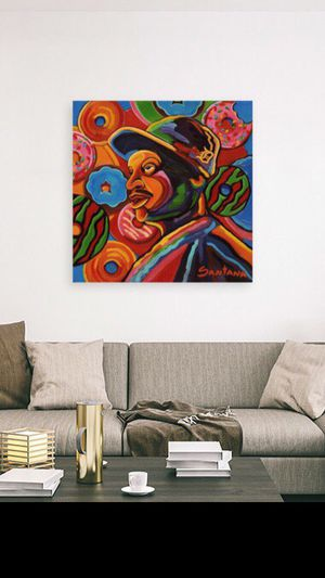 J DILLA DONUTS (Metal Print Canvas) for Sale in Miami, FL