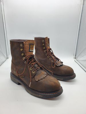 Men's Ariat Work Boots Size 8 for Sale in Pico Rivera, CA