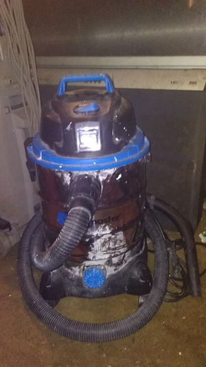 VacMaster 6- gal stainless steel wet/ dry vac for Sale, used for sale  Marietta, GA
