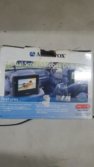 Audiovox portable DVD players for Sale in Rocky River, OH