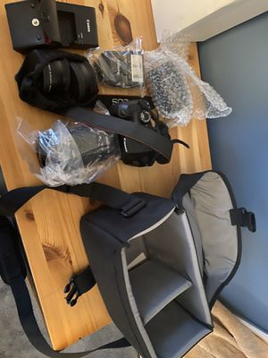 Canon Rebel T6 for Sale in Yonkers, NY