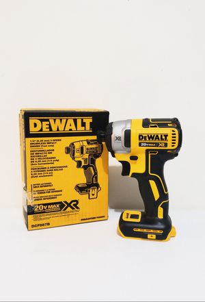 Brand New Impact Drill MAX XR 3 Speed ONLY TOOL No Batteries or Charger FIRM PRICE for Sale in Woodbridge, VA