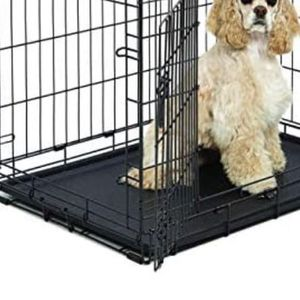 Dog Crate X Small To Medium Dog 30 Eanch Brand New Never Used Pad Including for Sale in Riverside, CA