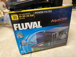 Power Filter for aquarium for Sale in Boca Raton, FL