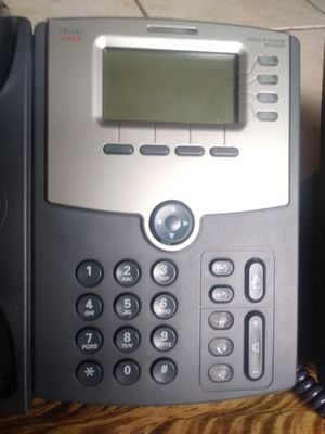 2 CISCO 4-Line IP PHONES -- SPA540G for Sale in San Diego, CA