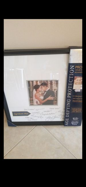 20 X 20 PHOTO GUARD FRAME (NEW) for Sale in Delray Beach, FL