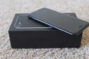 iPhone 7 128gb jet black for Sale in San Francisco, CA