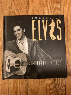 """""""Images of Elvis"""" Hardcover Book for Sale in Bristol, CT"""