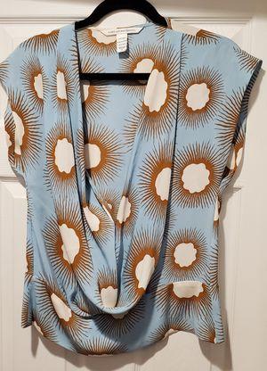 DIANEvon FURSTENBERG Silk Blouse for Sale in Burbank, CA
