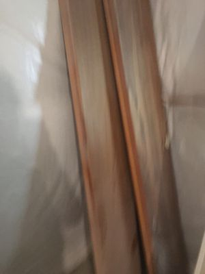 Wood bi-fold closet doors, for Sale in Denver, CO