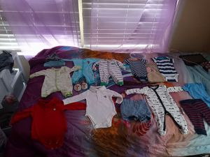 New Born Baby Clothes From 0 to 4 months for Sale in Arlington, VA