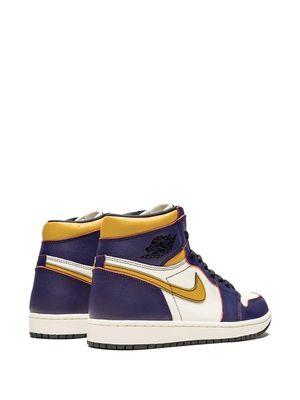 JordanAir Jordan 1 Retro High OG LA to Chicago sneakers for Sale in Tucson, AZ
