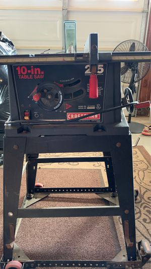 Table saw for Sale in Corona, CA