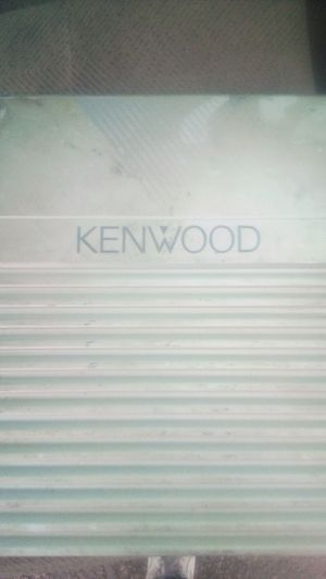Kenwood amp for Sale in Mitchell, IL