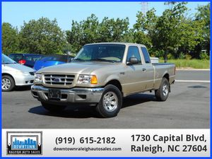 2002 Ford Ranger Super Cab for Sale in Raleigh, NC