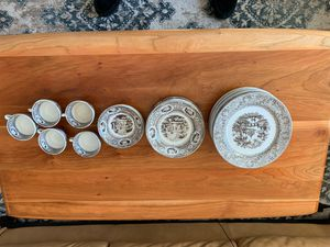 Antique China Dishes(approx. 100 years old) for Sale in Salisbury, MA