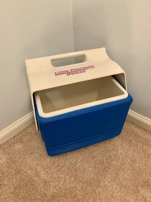 Portable Igloo Cooler for Sale in Alexandria, VA