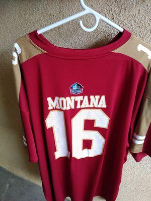 Joe Montana Jersey. for Sale in Fresno, CA