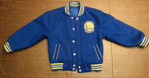 Warriors Reversible Jacket (Youth M) for Sale in Piedmont, CA