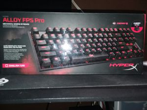 mechanical gaming keyboard for Sale in Modesto, CA