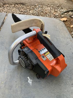 echo chain saw for Sale in Redlands, CA