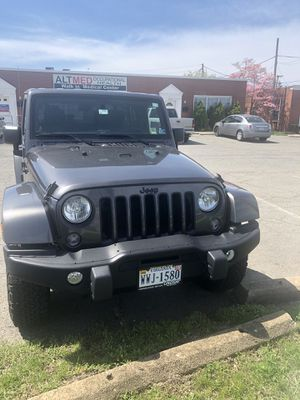 2016 Jeep Wrangler for Sale in Manassas, VA