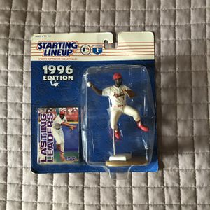 1996 St. Louis Cardinals Ozzie Smith Kenner Brand New Toy for Sale in Los Angeles, CA