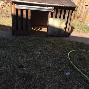 Dog Home / Rabbit House for Sale in Oklahoma City, OK