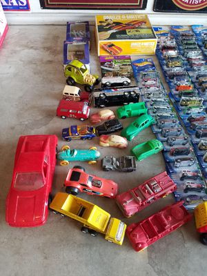 Vintage collectible cars trucks and toys for Sale in Flower Mound, TX