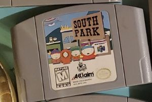 N64 South Park for Sale in Plainfield, IL
