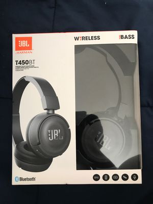 JBL T450 BT for Sale in Chesapeake, VA