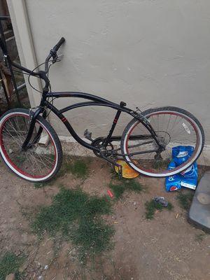 Schwinn bike ok condition needs a seat thats it for Sale in San Diego, CA