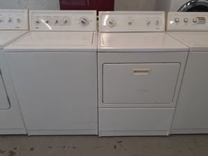 Kenmore set top loader for Sale in Dallas, TX