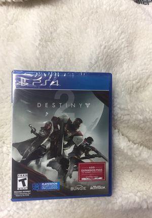 PS4 destiny nuevo precio fijo gracias for Sale in Washington, DC