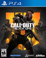 Black ops 4 on ps4 for Sale in San Diego, CA