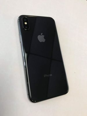 iPhone X 64GB AT&T, Cricket and Straight talk AT&T for Sale in Raleigh, NC